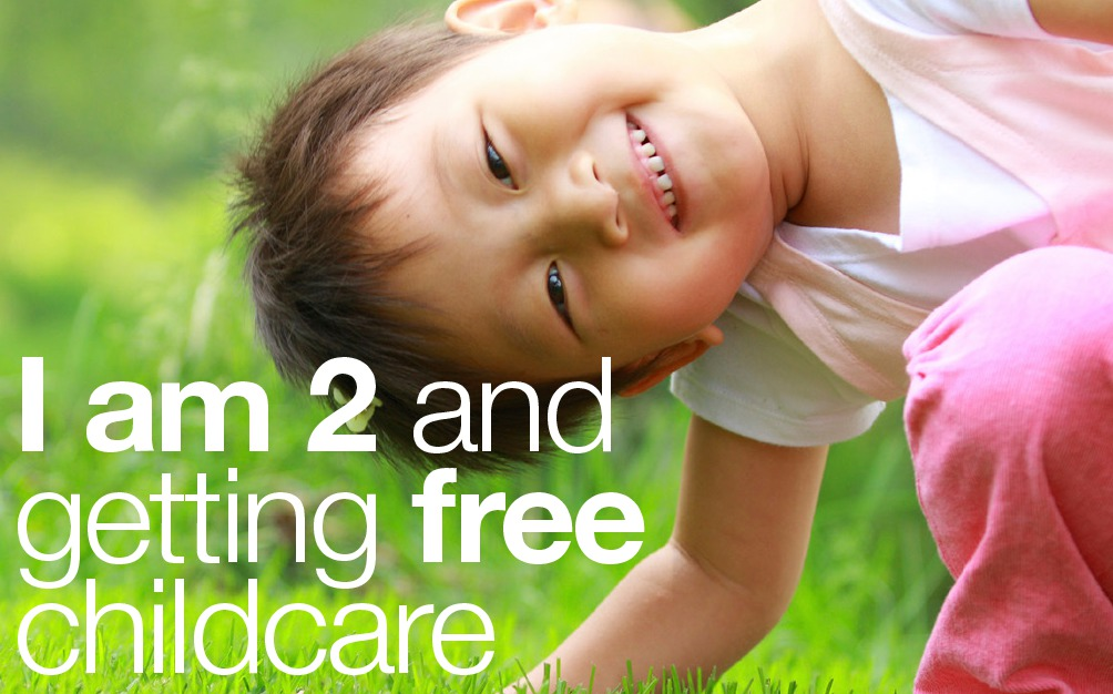 More Merton Two Year Olds To Enjoy Free