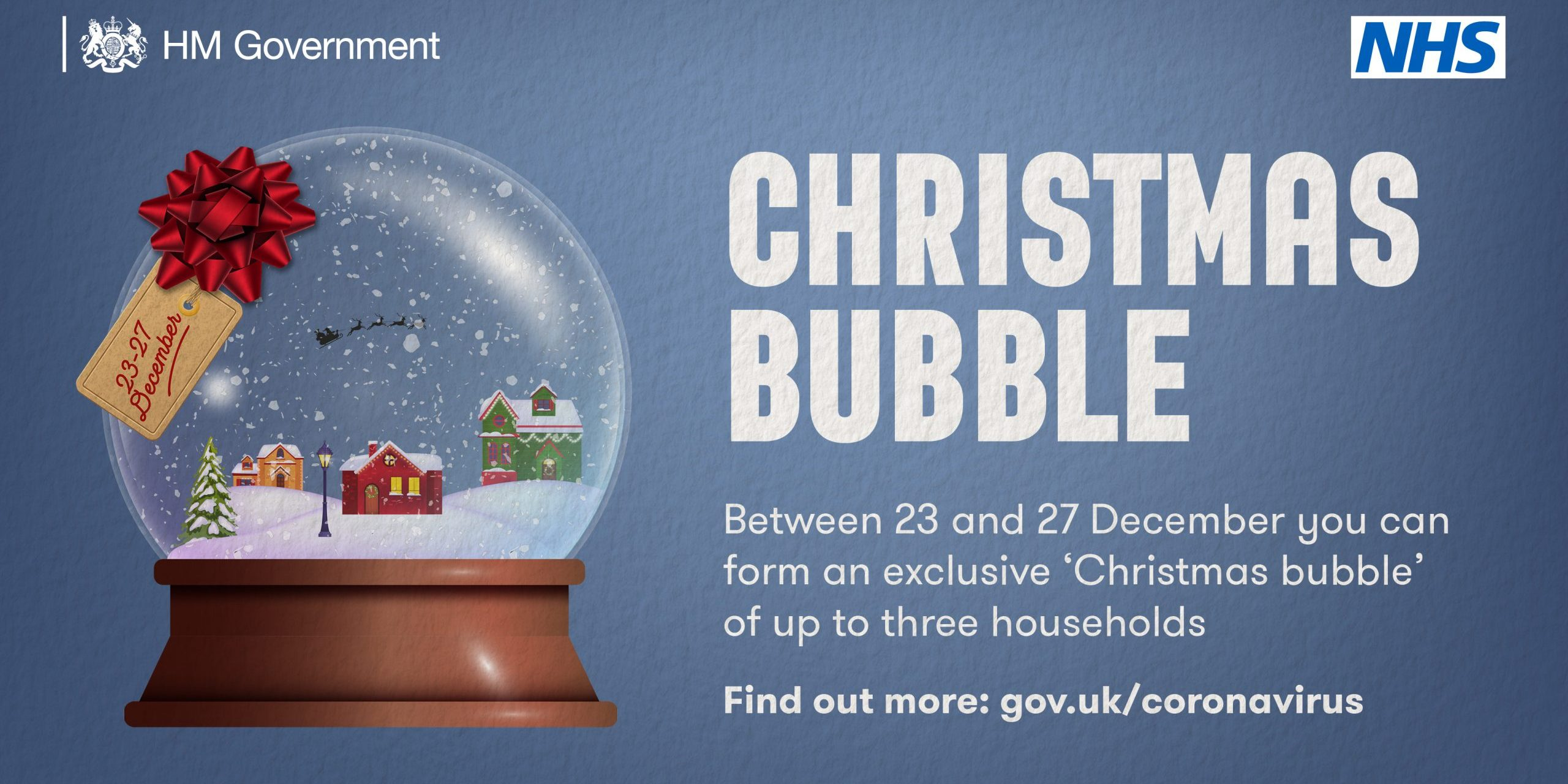 Five days of Christmas with your loved ones | Merton Council News Room